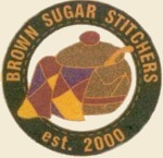 Brown Sugar Stitchers - logo